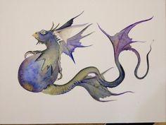 dragon by Jackie Morris