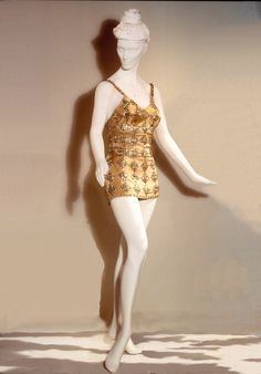 """Esther Williams, """"Bathing Beauty,"""" MGM 1944, Designed by Irene Sharaff/ Irene the Collection of Motion Picture Costume Design: Larry McQueen"""