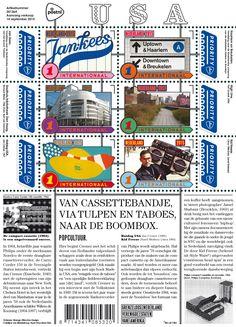 Grenzeloos Nederland - USA (popcultuur) http://collectclub.postnl.nl/postzegelvel-grenzeloos-nederland-2015-usa-popcultuur.html