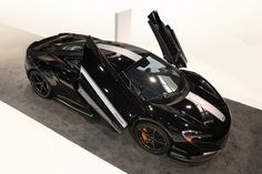The McLaren 675LT JVCKenwood Concept Arrives with a Digital Cockpit and No Mirrors