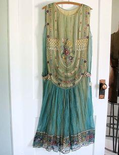 Notte By Marchesa Tiered Tassel Flapper Dress | Flapper ...