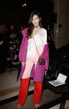 London Fashion Week for Autumn/Winter 2016 is well underway and already we have spotted some major style stars attending the shows. - Fashion Times