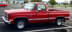 """Mike Bollinger of Manchester Township submitted this photo to the YDR transportation gallery. He said: """"This is a photo of my father's (Kenny Bollinger) pickup truck. My father passed away on Sept. 21 from liver and kidney failure. The truck was left to me. This is a special truck in my eyes because this was his first new vehicle he ever owned. The truck is an '87 red Chevy Silverado short bed pickup with only 51,000 miles on it. It is all original."""""""
