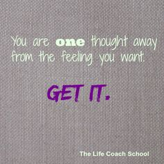 The Life Coach School has the latest, laser-like tools and cutting-edge training to manage thoughts, emotions, actions and therefore results. You Get It, How To Get, Brooke Castillo, The Life Coach School, Life Coach Certification, Keep In Mind, Live Life, Feel Better, Gemini