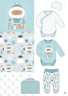 Future Perfekt Yearly 2018 Babywear Trends www.futureperfekt.be