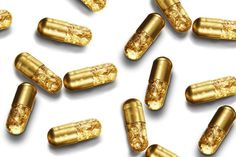GOLD LEAF IN MEDICINE For centuries, gold and its transformation into leaf have been used in treating and preventing diseases.