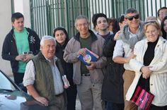 cambiemos concepción del uruguay: Alfredo De Angeli junto a Juan Ruiz Orrico y Jorge...