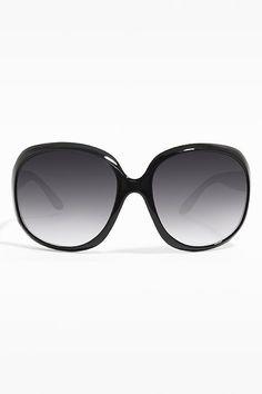 45fe4e451d37a Glossy Oversized Designer Inspired Polarized Sunglasses