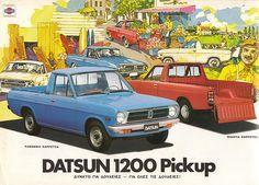 Datsun 1200 Pickup