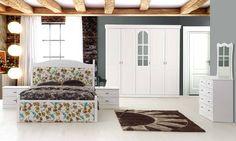 Montana Country Yatak Odası Takımı ve Country Yatak Odası Modelleri