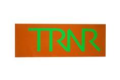 Orange & neon green headband/pannebånd/panneband/pannband