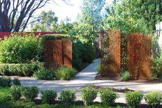 Taylor Cullity Lethlean's Australian Native Garden, Adelaide Botanic Gardens. Image: Alexandra Lock