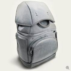 Looks like an awesome camera backpack, but doesn't LOOK like one, kwim?