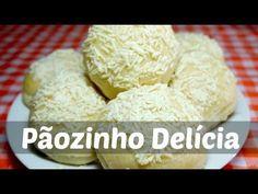 Pãozinho Delícia - YouTube