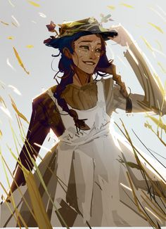 anne of green gables Anne Green, Anne Of Green Gables, Anne Shirley, Character Inspiration, Character Art, Character Design, Amybeth Mcnulty, Gilbert And Anne, Anne White