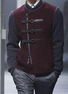 Corneliani menswear f/w 2013 #menswear #detail