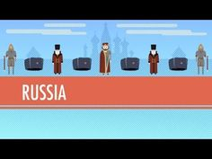 Russia, the Kievan Rus, and the Mongols: Crash Course World History #20 - YouTube