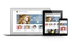 Compagnia della Bellezza España #wordpress #web #website #webdesign #diseñoweb #mac #apple #design #graphicdesign #diseñográfico #responsive -- disparoestudio.com