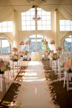 wedding blush flowers - Google Search