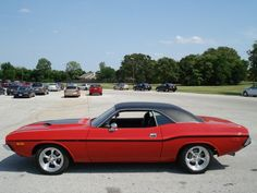 1973 Dodge Challenger..Re-pin brought to you by agents of #carinsurance at #houseofinsurance in Eugene, Oregon