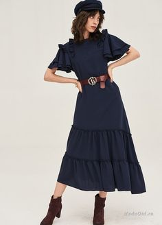 Женская мода: Bizuu, осень-зима 2017-2018