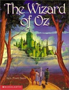 the wizard of oz book | ... Wizard of Oz book cover .jpg - Oz Wiki - The Wonderful Wizard of Oz