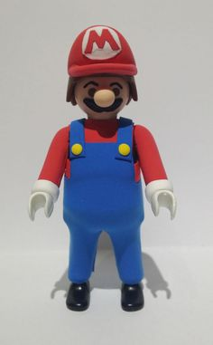 FIGURA PLAYMOBIL CUSTOM SUPER MARIO BROS