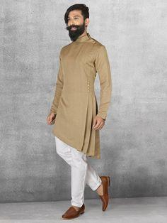 Pathani suit design for mens Sherwani For Men Wedding, Wedding Dresses Men Indian, Gents Kurta Design, Boys Kurta Design, Mens Indian Wear, Indian Groom Wear, Nigerian Men Fashion, Indian Men Fashion, Mens Fashion Blazer