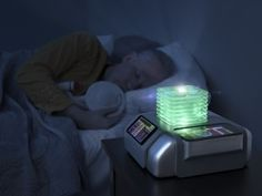 The Star Trek white noise sleep machine.