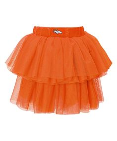 Look at this Denver Broncos Tutu - Girls on today! Denver Broncos Football, Tutu, That Look, Ballet Skirt, Skirts, Shopping, Products, Fashion, Moda