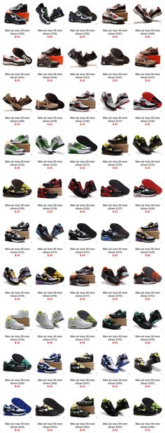 Nike Air Max 90 Men Shoes Page 1