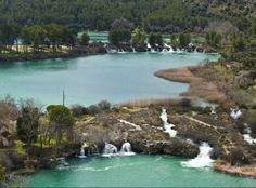 Lagunas de Ruidera. Ruta Cervantina, por Turismo De Castilla-la Mancha