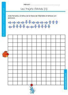 Sur les traces de Têtenlère Coding For Kids, Math For Kids, Kids Math Worksheets, Preschool Activities, Hidden Pictures, My Little Baby, Kids And Parenting, Pixel Art, Teaching