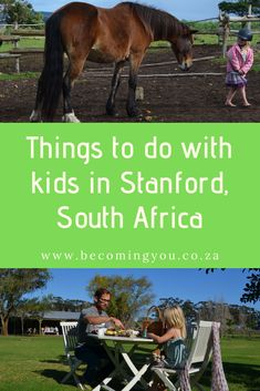 Find out all about the best things to do in Stanford (even with kids!) and family-friendly places to stay and eat too Travel With Kids, Family Travel, Stuff To Do, Things To Do, Family Fun Day, Cape Town, Kids Playing, South Africa, Travel Inspiration
