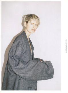 STELLA TENNANT | PHOTOGRAPHY JUERGEN TELLER | MARTIN MARGIELA | PURPLE FASHION MAGAZINE | SUMMER 2007