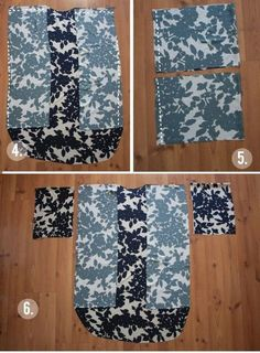 I like the high-lo hem on this. Straightforward tutorial with great pictures on how to make a kimono by Elle Apparel: KIMONO COOL {TUTORIAL} Diy Clothing, Sewing Clothes, Clothing Patterns, Sewing Patterns, Kimono Sewing Pattern, Kimono Diy, Kimono Tutorial, Kimono Cardigan, Kimono Jacket