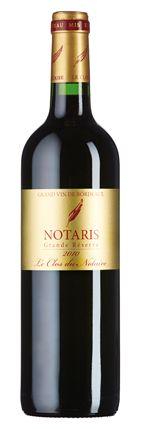 Clos du Notaire 2010: Duft nach Holzwürze, Schokolade und dunkler Beerenfrucht, Geschmack nach Himbeeren und Sauerkirschen, feine Länge mit reifen Gerbstoffen.