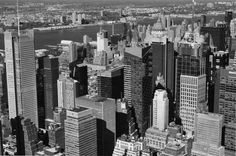 Tineke Visscher - View from Empire State Building
