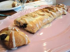 Blissful Baking: The Loaf (Blueberry Cream Cheese Braided Loaf)