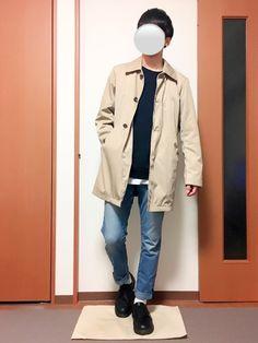いつも見ていただきありがとうございます(^^) ベージュのステンカラーコートコーデです! Duster Coat, Jackets, How To Wear, Fashion, Moda, Fashion Styles, Fashion Illustrations, Jacket, Fashion Models
