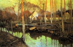 The Fascinating Story of a Forgotten Impressionist   Václav Radimsky   #impressionism #oilpainting