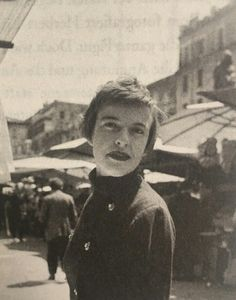 Ingeborg Bachmann I Party, Every Woman, Art History, Surrealism, The Past, Poetry, People, Inspiration, Women