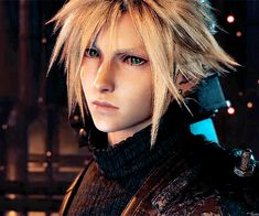 Final Fantasy Funny, Final Fantasy Cloud, Final Fantasy Artwork, Final Fantasy Characters, Final Fantasy Vii Remake, Final Fantasy Crisis Core, Intp, The Originals Characters, Animated Icons
