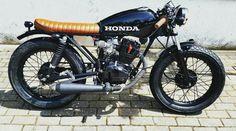 Honda cg 125  #stork FMgarage