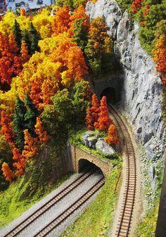Beadaholique offers shoppers a method to find all you need to make model train. There are actually a number of model railroads to make some excellent looking model railroad.Costume model train is included in nearly all fashion nowadays. Ho Scale Train Layout, Ho Train Layouts, N Scale Layouts, Train Ho, Train Miniature, N Scale Model Trains, Scale Models, S Bahn, Ho Trains