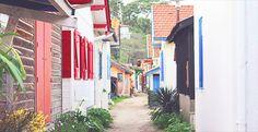 Le village ostréicole de l'Herbe à Lège-Cap Ferret