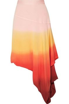 Multicolored stretch-crepe Concealed hook and zip fastening at side 94% viscose, 4% elastane Machine wash Imported