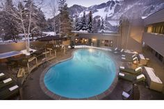 Molly Gibson Lodge | Aspen's finest ski chalet