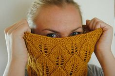 Ravelry: Leaving Cowl pattern by Maria Olsson - Free pattern