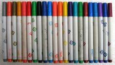 hidrocor #anos80 canetinhas.jpg (500×283)   Era meu sonho de consumo!!!!